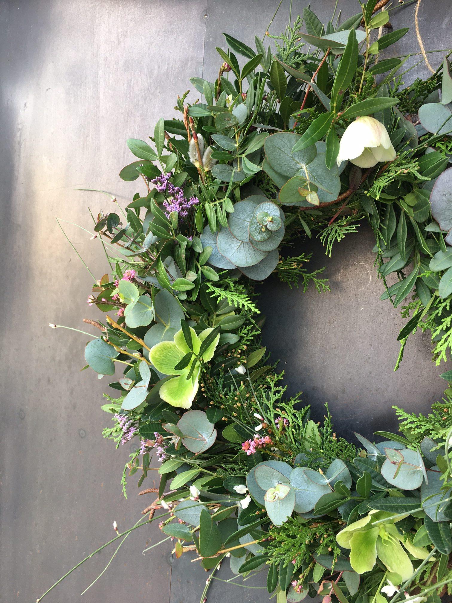 Jarní věnce – prodej